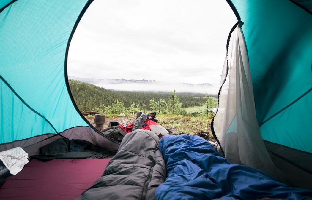 Soveposer og liggeunderlag