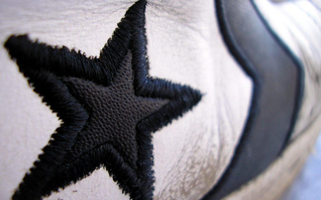 Hvem har ikke ejet et par Converse All Stars?