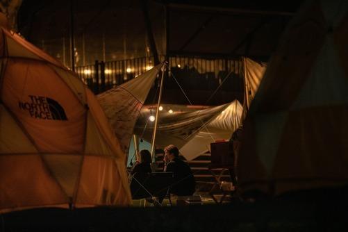 Klæd dig ordentlig på når du skal på campingferie